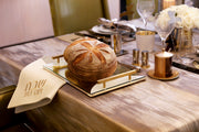 Rosh Hashana Fall Tablescape