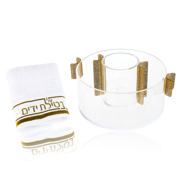Lucite Washing Cup - U