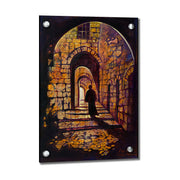 Alex Levin In the Shadow of Jerusalem Giclee Art