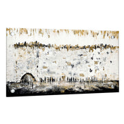 Gitty Fuchs Kotel Giclee Art (Dark)