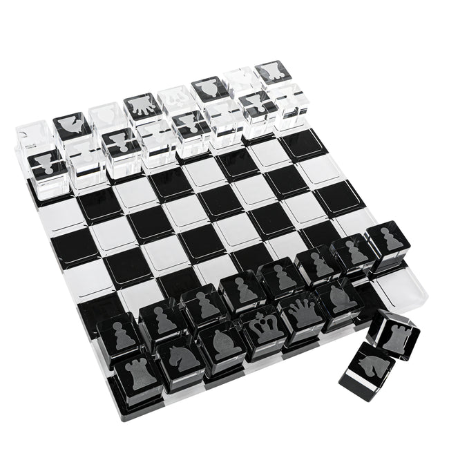 Lucite Chess Game