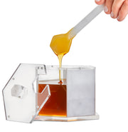 Hexagon Honey Dish