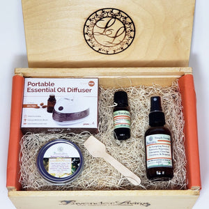 Energizing Gift Crate