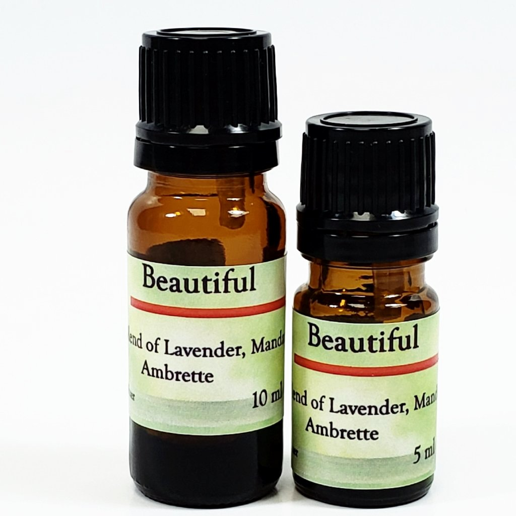 Beautiful Essential Oil Blend