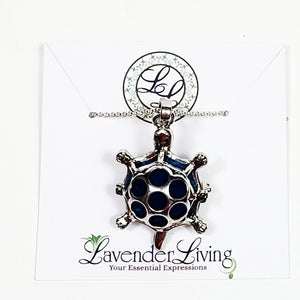 Deluxe Diffuser Turtle Necklace Gift Crate Sensual
