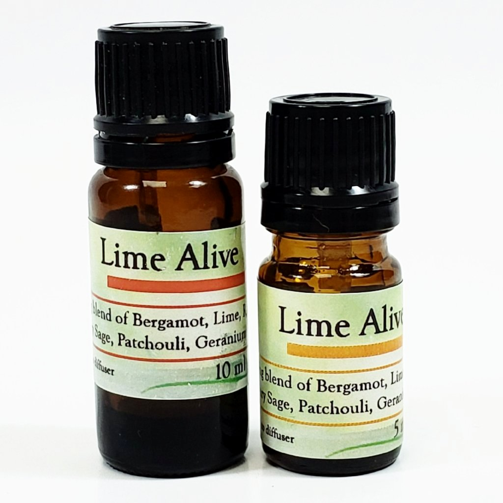 Lime Alive Essential Oil Blend