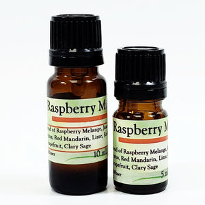 Raspberry MInt Essential Oil Blend