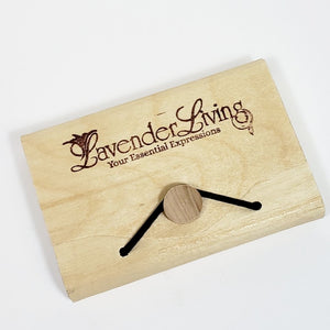 Diffuser  Necklace  Gift Crate Calming