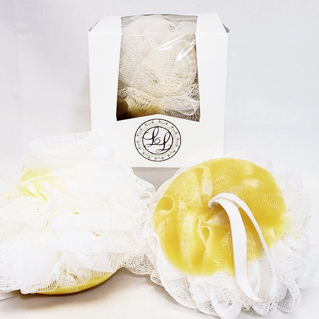 Protection Soapsy Loofah