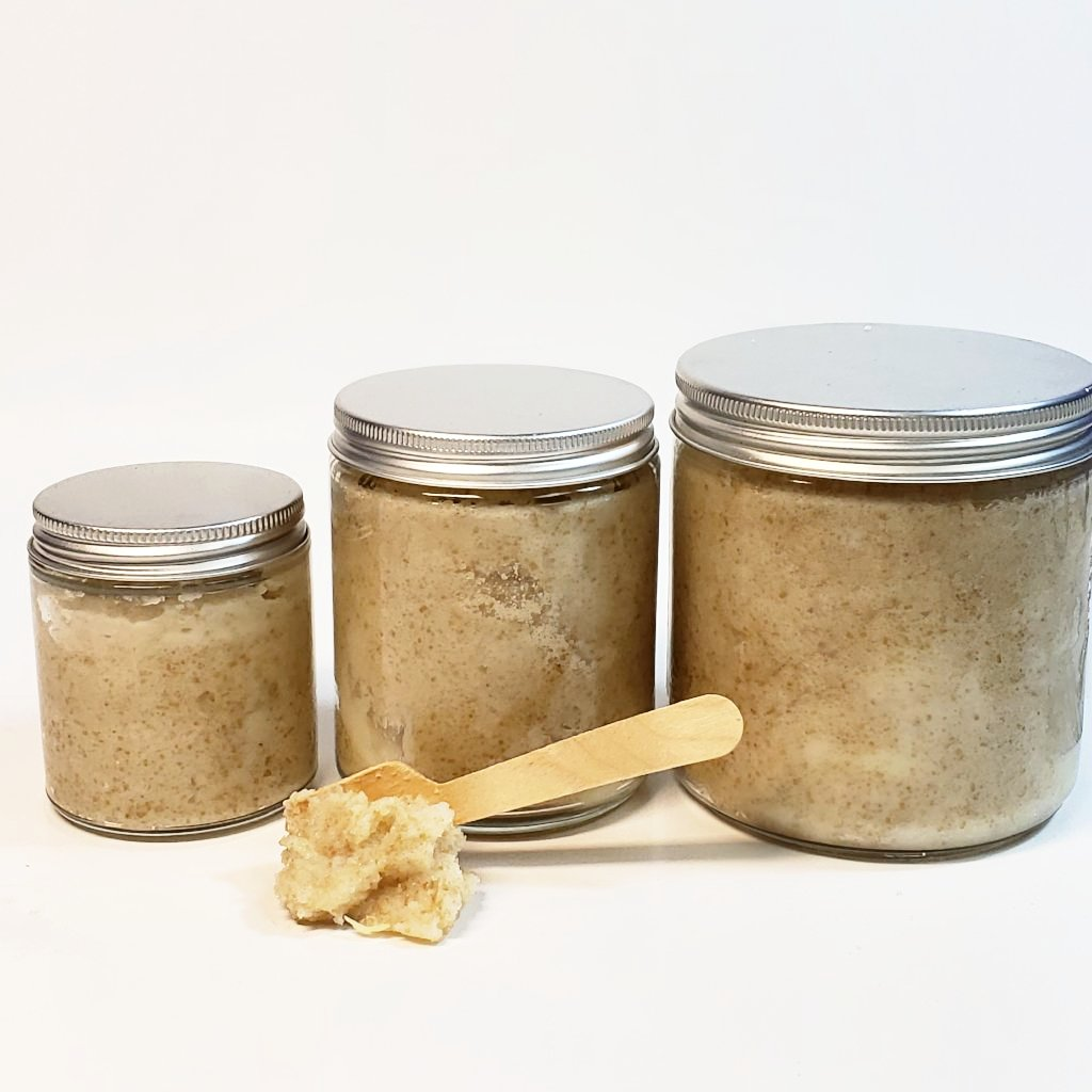 Serene Bouquet Sugar Scrub
