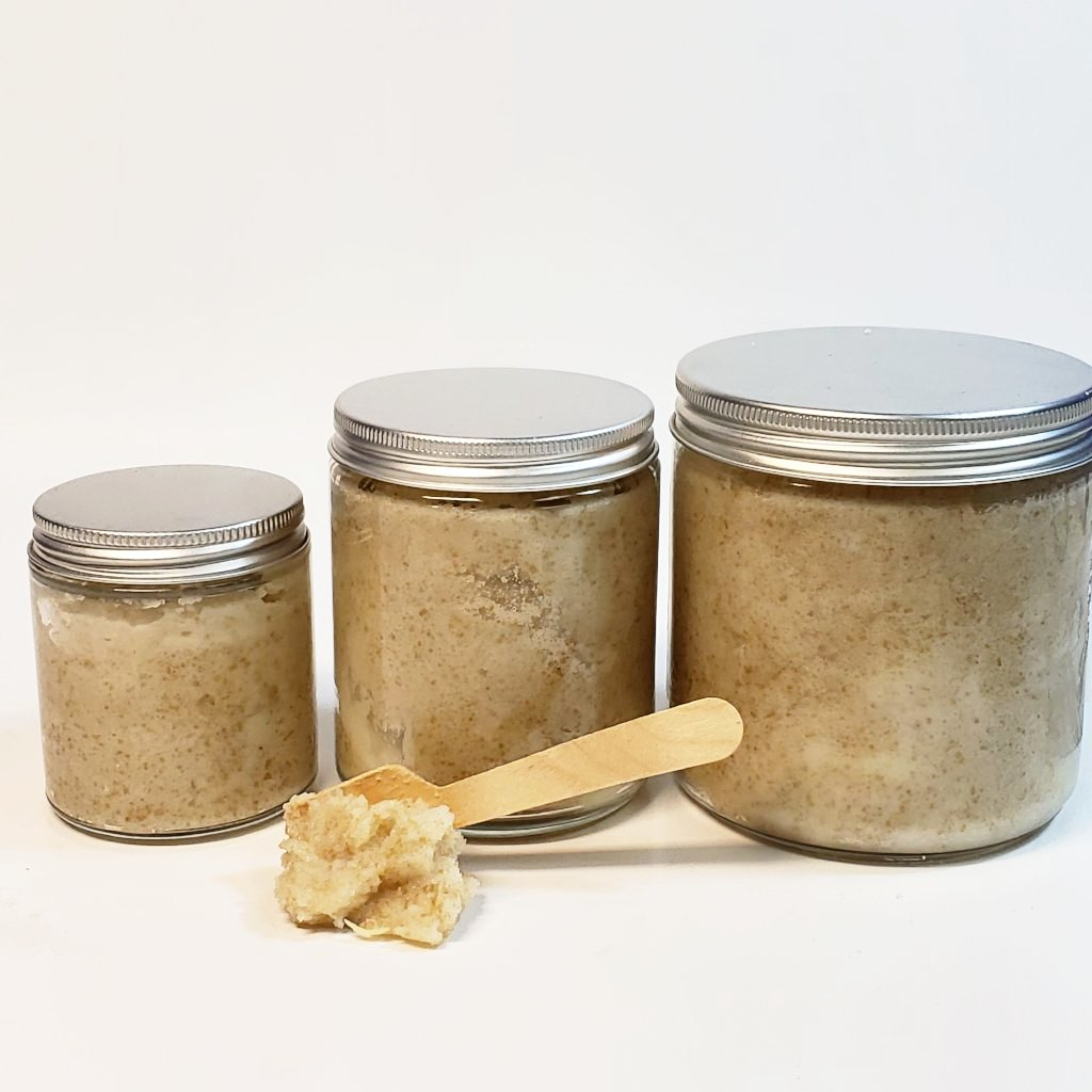 Simply Engergy Sugar Scrub
