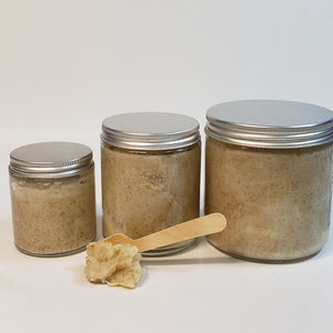 Red Citrus Eucalyptus Sugar Scrub