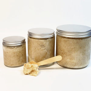 Open Heart Sugar Scrub