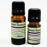 Sweet Summer Essential Oil Blend
