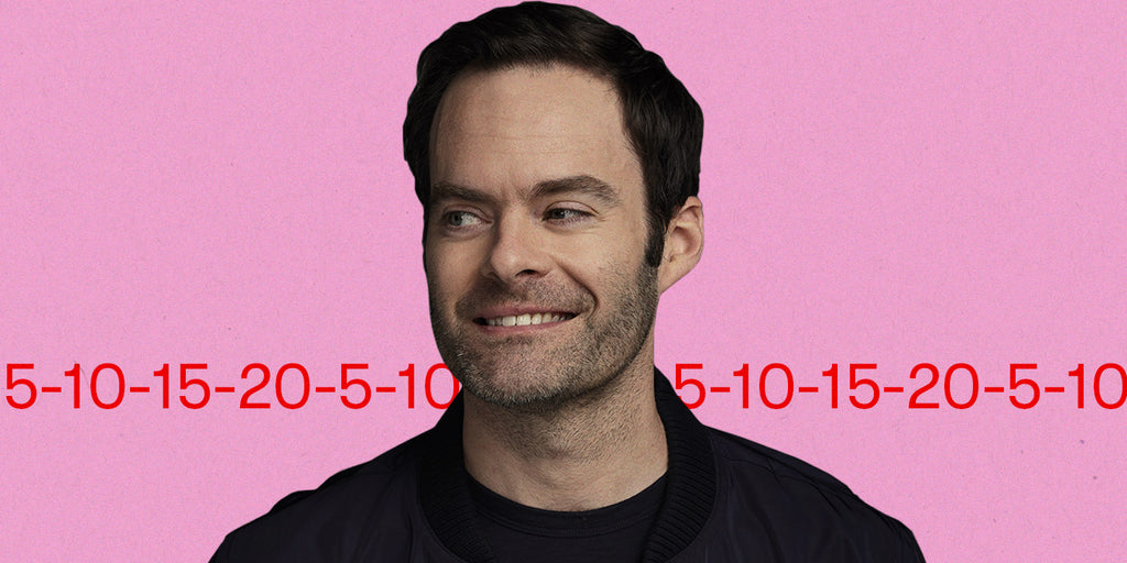 Bill Hader on the Music That Made Him
