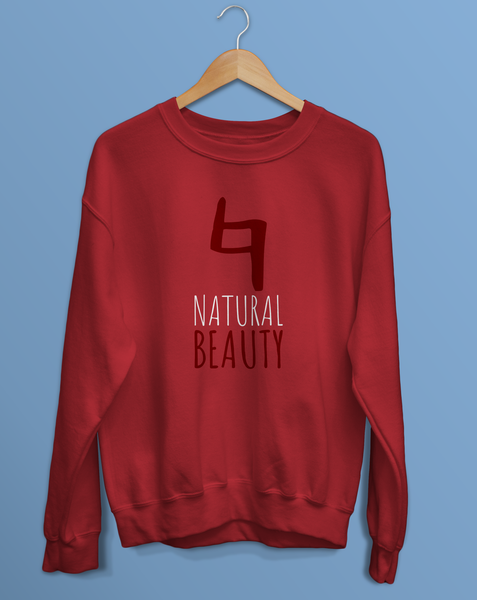 Natural Beauty (Unisex Sweatshirt)