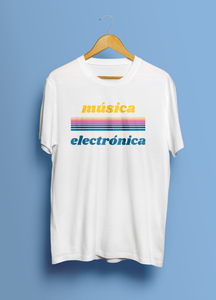 Musica Electronica (Unisex T-Shirt)