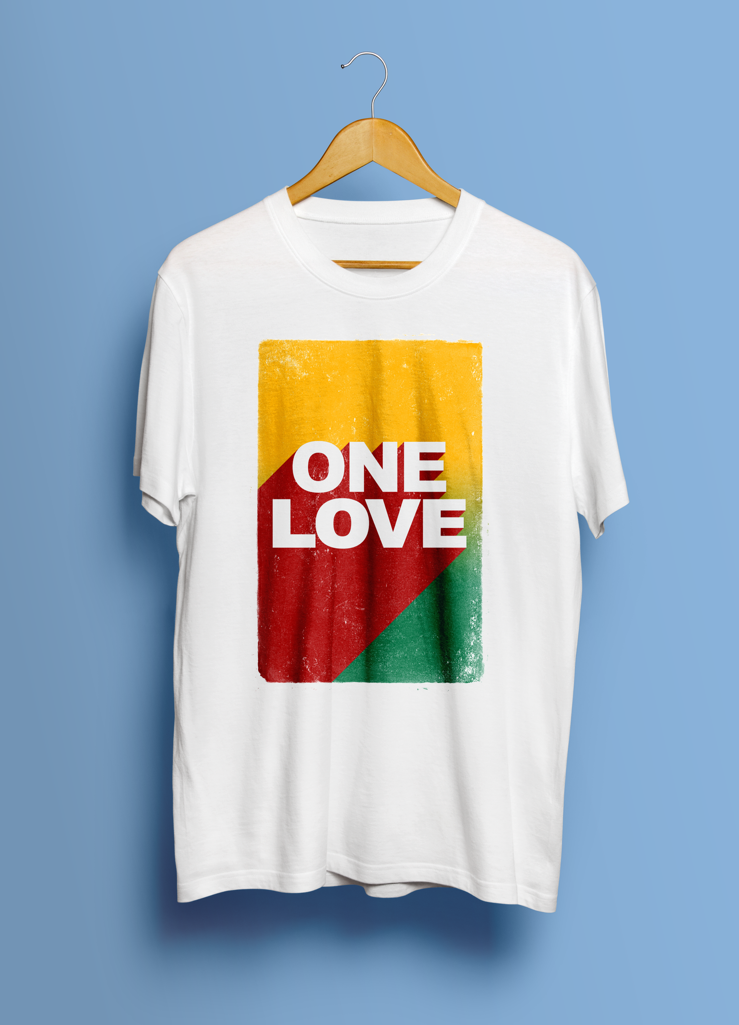 One Love (Unisex T-Shirt)