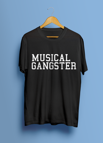 Musical Gangster (Unisex T-Shirt)
