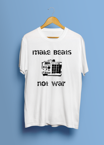Make Beats Not War (Unisex T-Shirt)