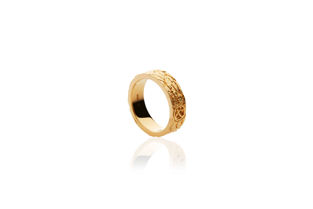 Limited Edition Gold Ring
