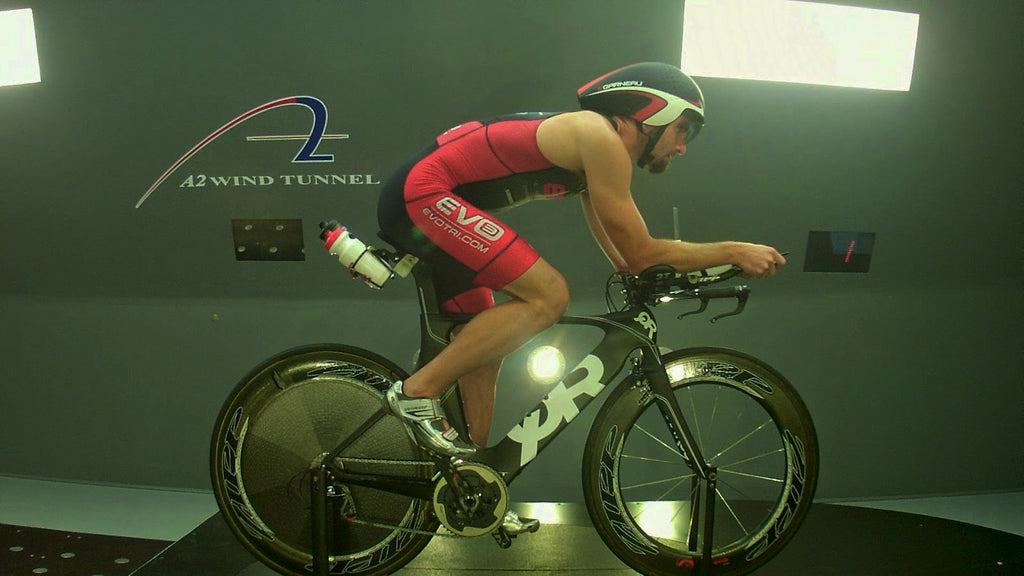 CHRIS SWEET TAKES A TRIP TO THE WIND TUNNEL