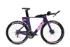 Quintana Roo PRfive Disc Triathlon Bike in Matte Violet