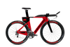 Quintana Roo PRsix Triathlon Bike in Matte Red