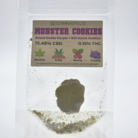 Monster Cookies CBD Keef Kief