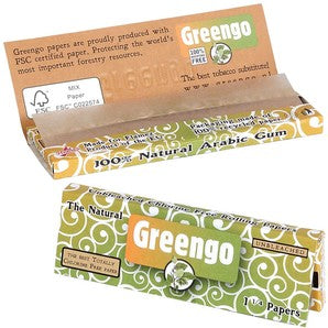 Greengo Papers King Size