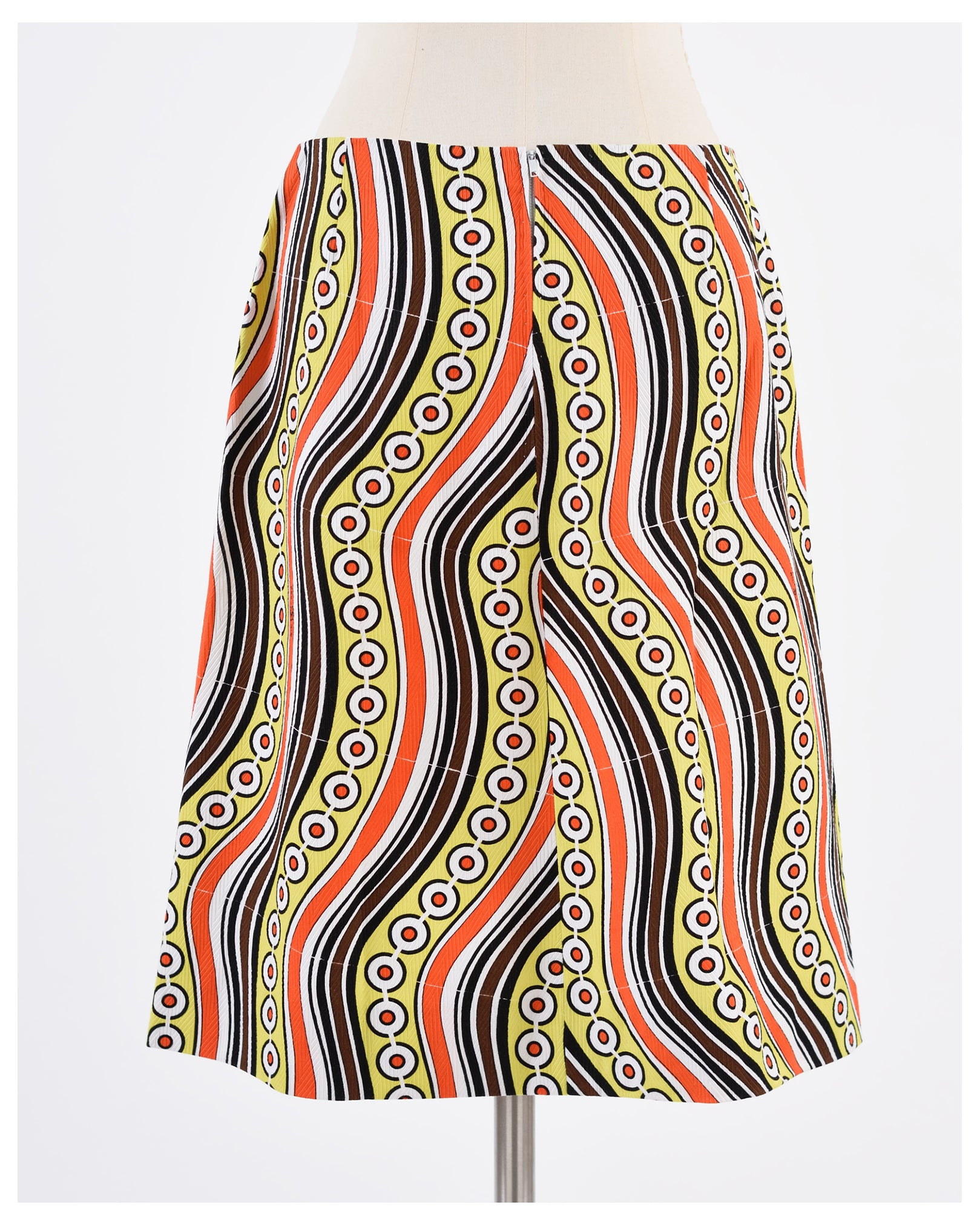 1970s Cotton Skirt