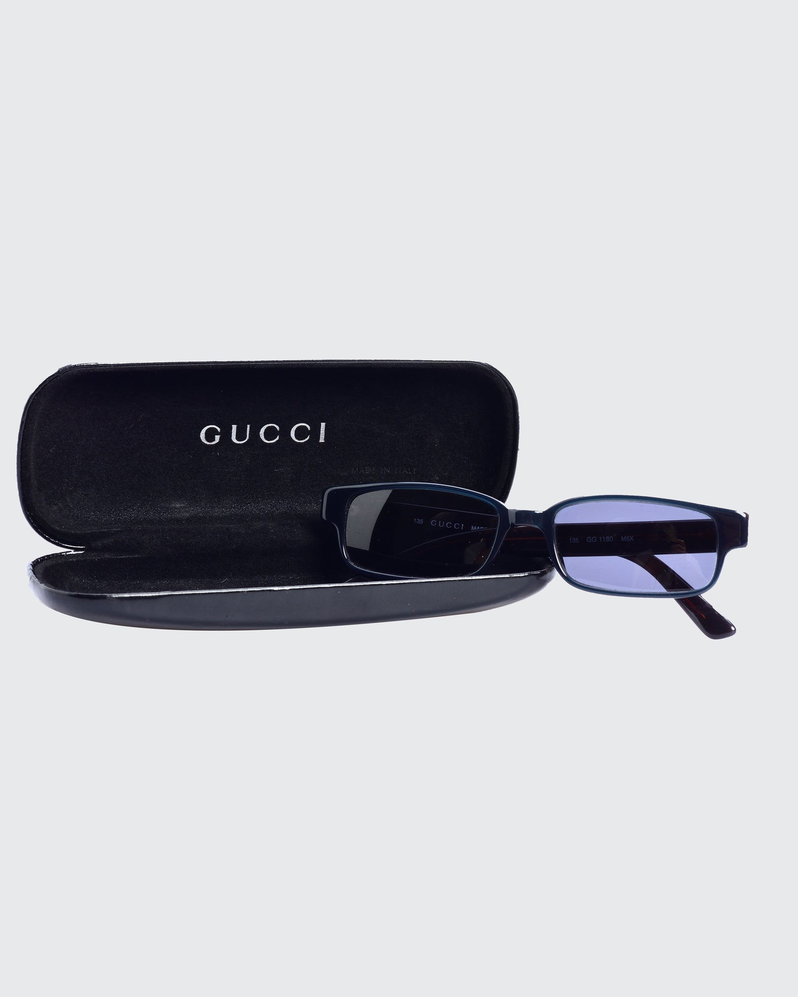 Black Squared Sunglasses