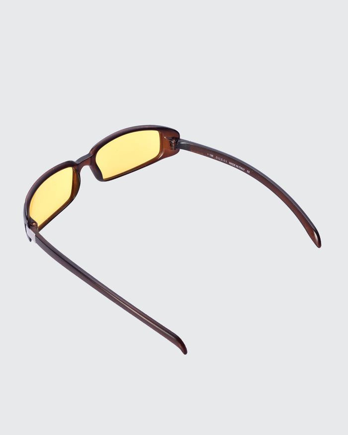 Matte Brown Sunglasses