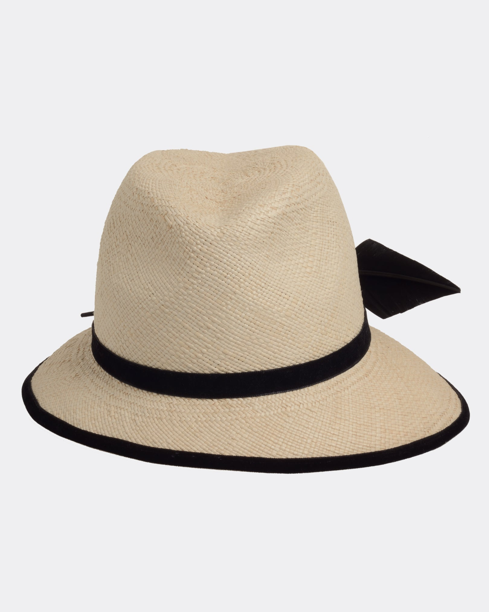 MISS GUMMO Arrow Straw Hat