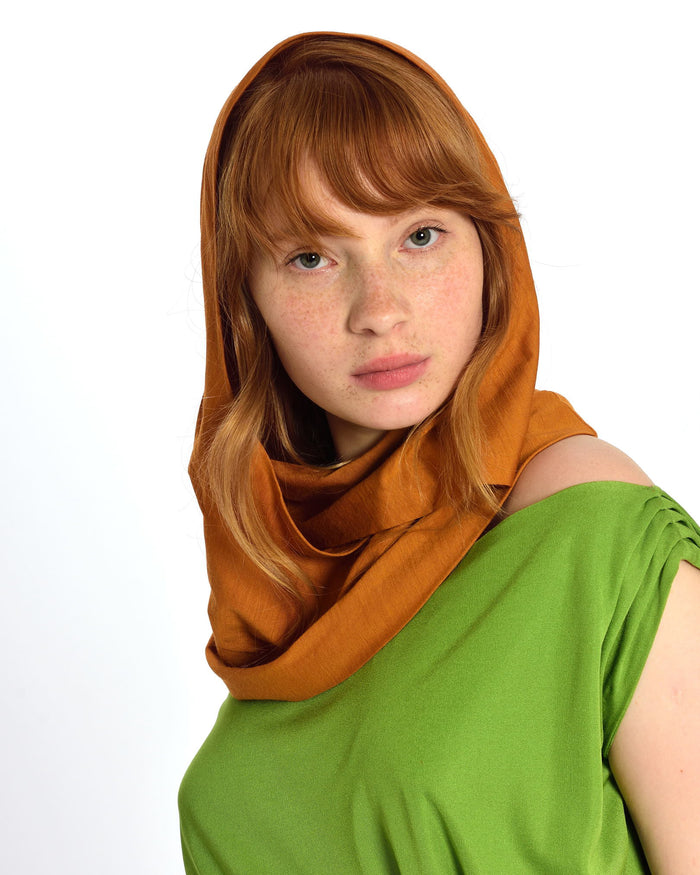 GIO CARÈ Honey Color Headscarf
