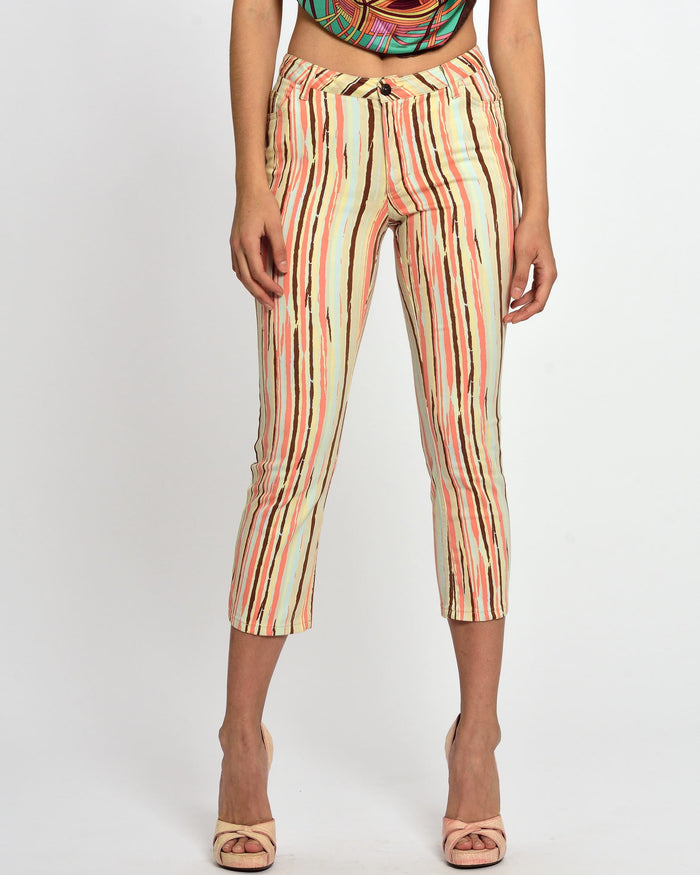 KEN SCOTT Striped Pants