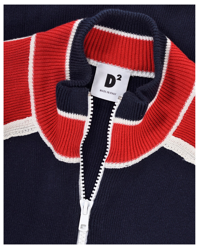 DSQUARED D2 1990s Sweater Cardigan