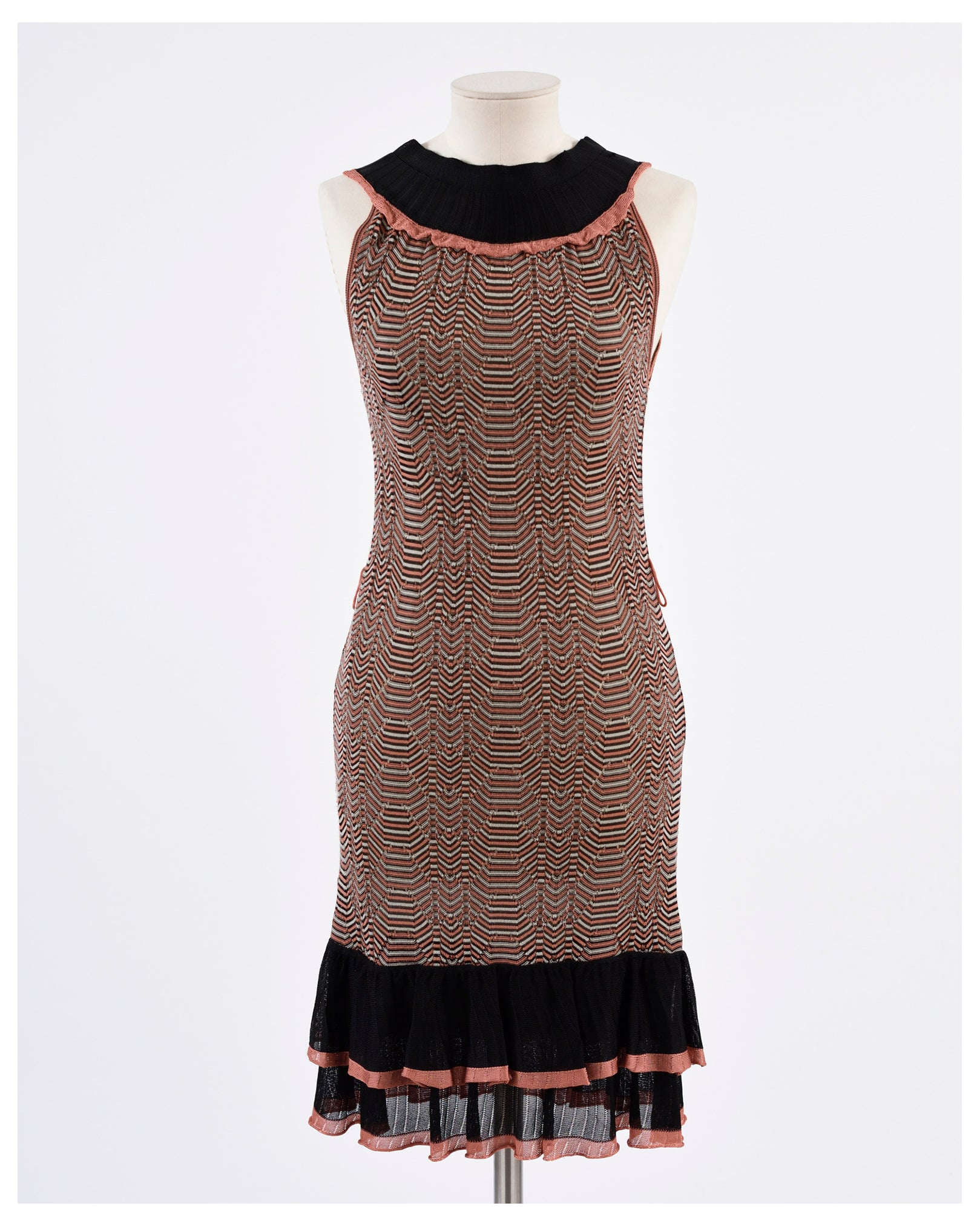 Missoni Knitted Dress-Cavalli e Nastri