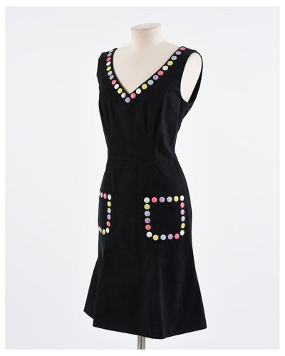 Black Candy Dress