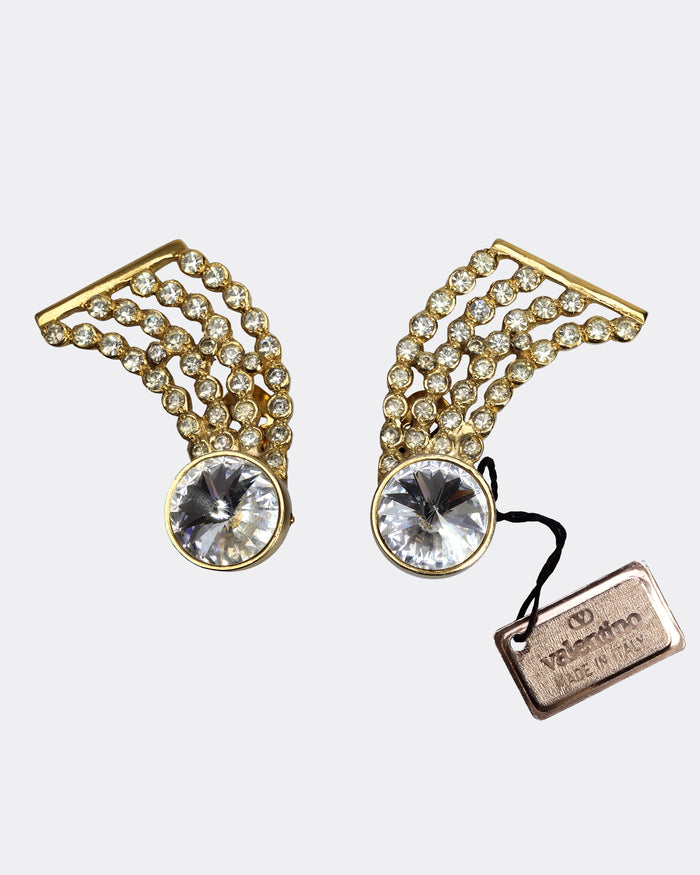 VALENTINO Ear Climber Earrings