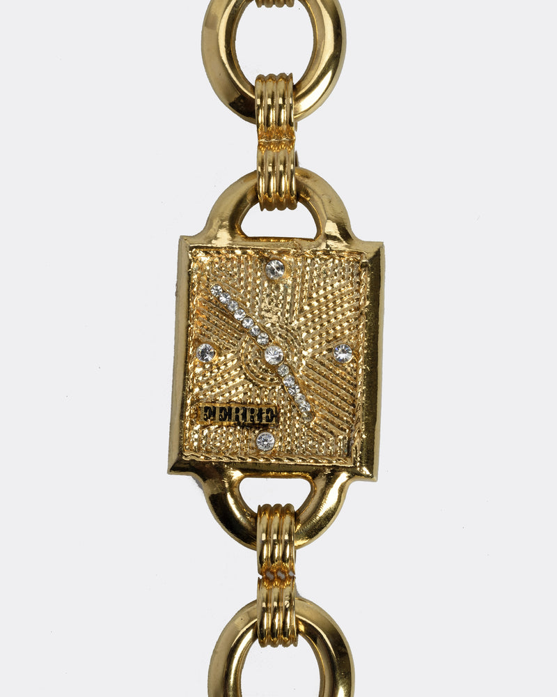 GIANFRANCO FERRÈ Faux Watch Bracelet