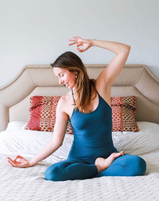 6 Yoga Poses To Start Your Day Right