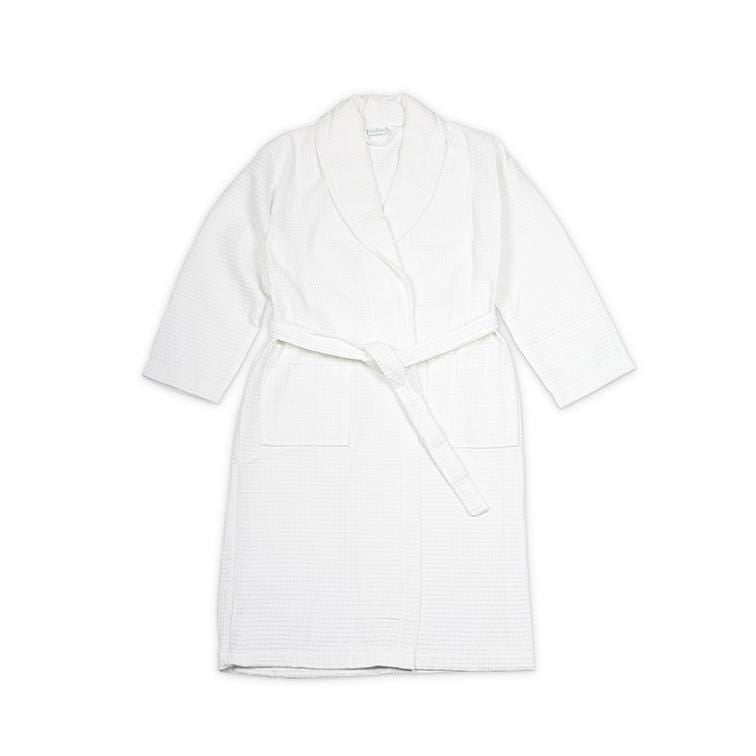 Organic Cotton Unisex Bathrobe