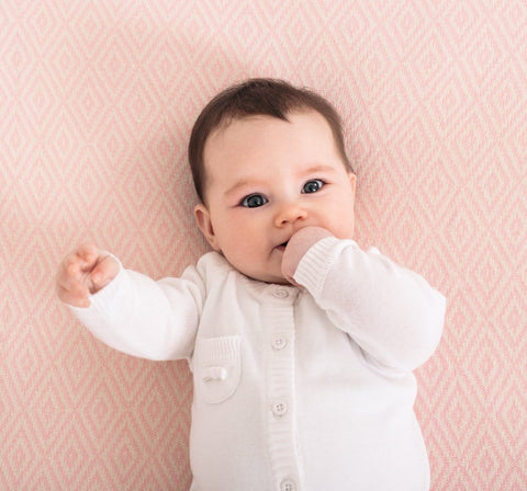 Organic Cotton Baby Cardigan