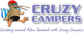 Campervan Hire Christchurch and Auckland - Cruzy Campers NZ