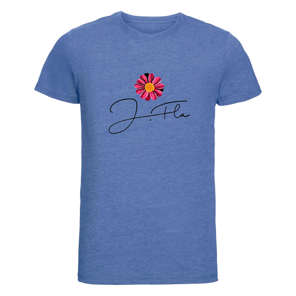 Daisy T-Shirt (Men's) (Grey/Blue)