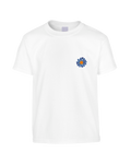 Blue Daisy Chest T-Shirt