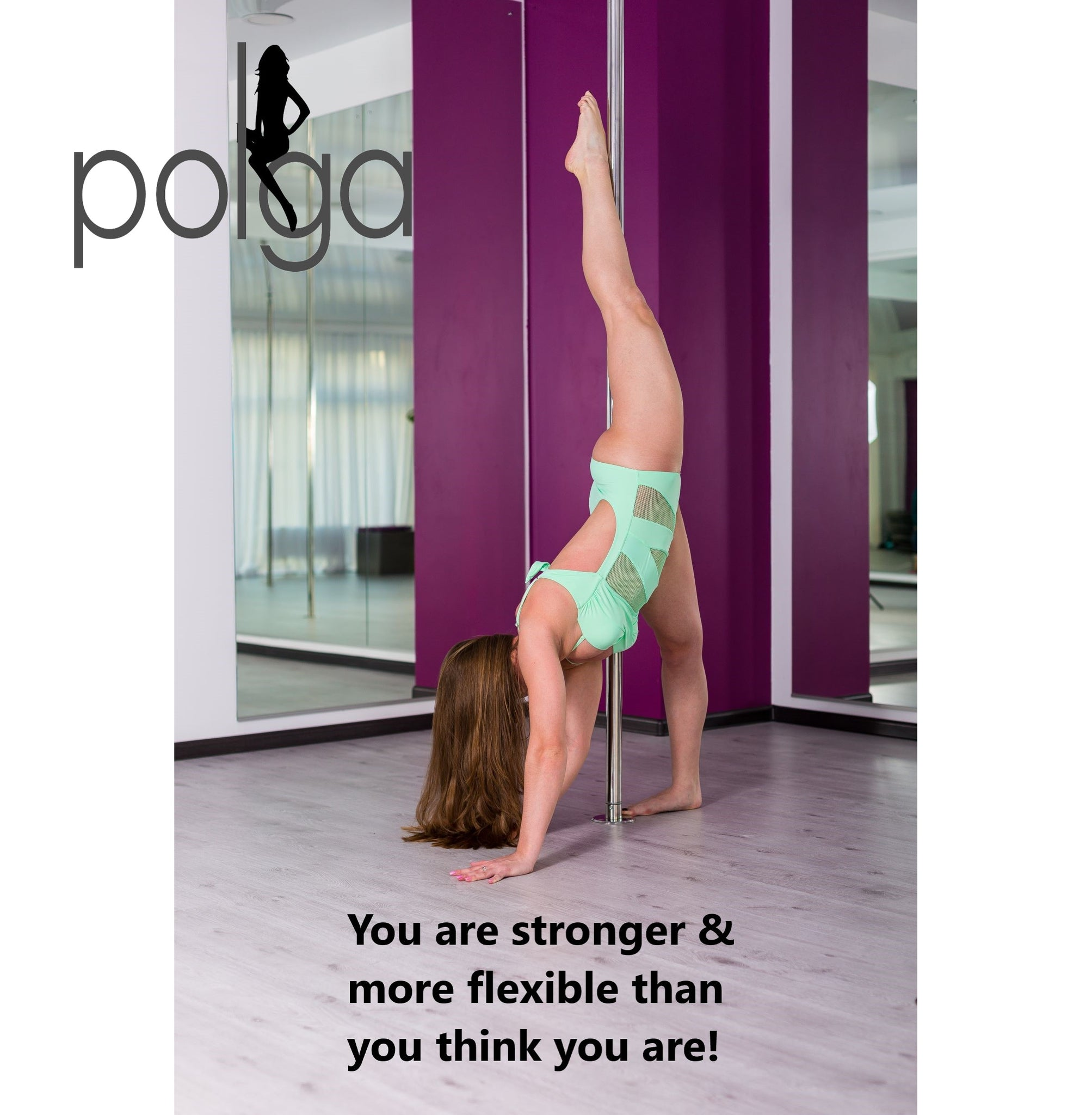 "Polga ""Pole into Spring"" 90 Day Flexibly Fit Challenge!"