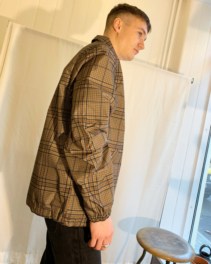 H&M checkered jacket