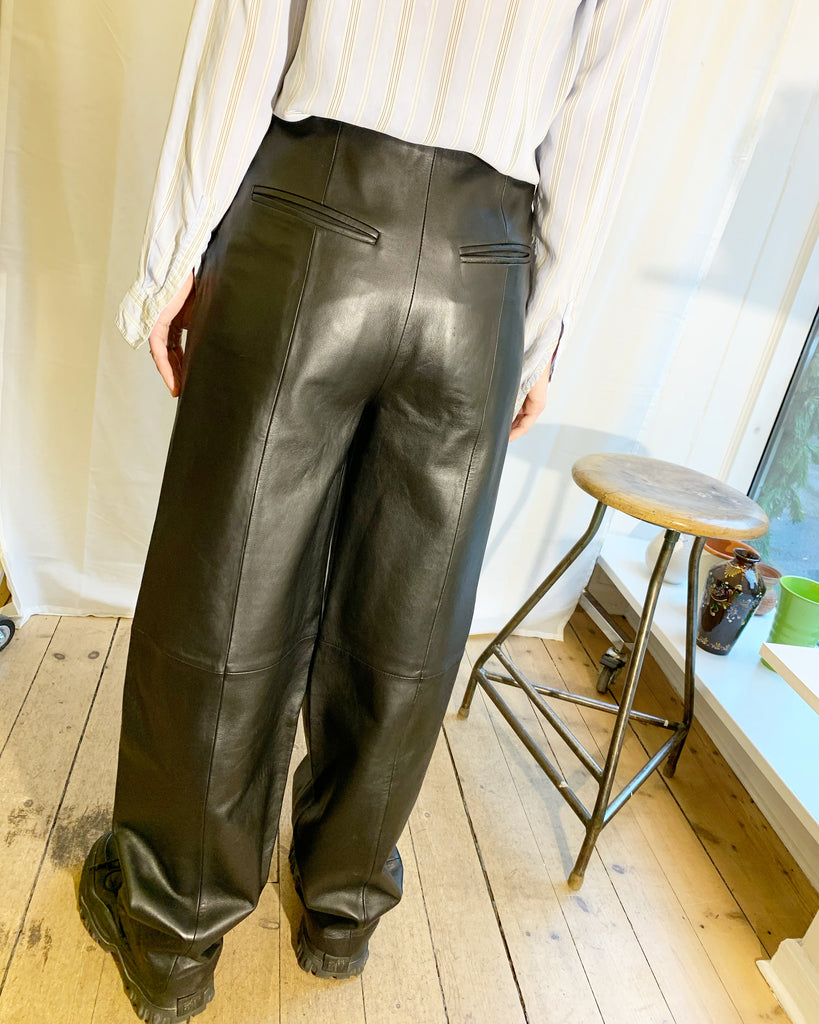 2nd Day leather pants